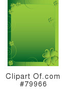 Royalty-Free (RF) St Paddys Day Clipart Illustration #79966