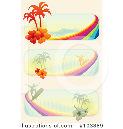 Palm Tree Clipart #103389 by MilsiArt