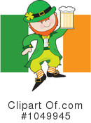 Royalty-Free (RF) St Patricks Day Clipart Illustration #1049945