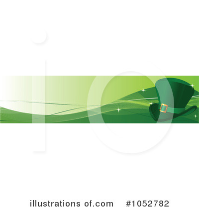 Royalty-Free (RF) St Patricks Day Clipart Illustration by Pushkin - Stock Sample #1052782