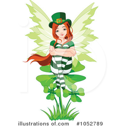Leprechaun Clipart #1052789 by Pushkin