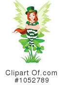 Royalty-Free (RF) St Patricks Day Clipart Illustration #1052789