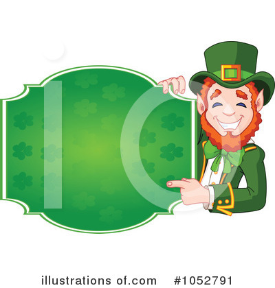 Leprechaun Clipart #1052791 by Pushkin