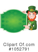 Royalty-Free (RF) St Patricks Day Clipart Illustration #1052791