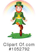 Royalty-Free (RF) St Patricks Day Clipart Illustration #1052792
