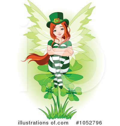Leprechaun Clipart #1052796 by Pushkin