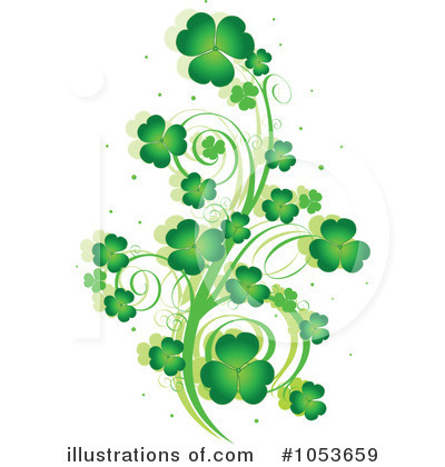 St Patricks Day Clipart #1053659 by Pushkin
