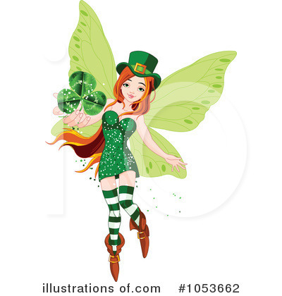 Leprechaun Clipart #1053662 by Pushkin