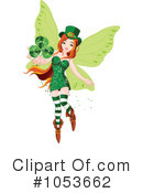 Royalty-Free (RF) St Patricks Day Clipart Illustration #1053662