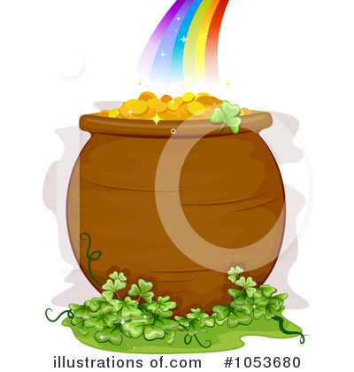 Rainbow Clipart #1053680 by BNP Design Studio