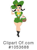 Royalty-Free (RF) st patricks day Clipart Illustration #1053688