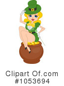 Royalty-Free (RF) st patricks day Clipart Illustration #1053694