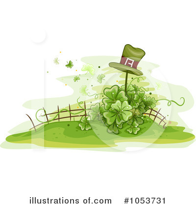 St Patricks Day Clipart #1053731 by BNP Design Studio