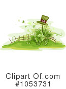 Royalty-Free (RF) St Patricks Day Clipart Illustration #1053731