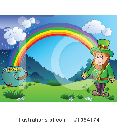 Leprechaun Clipart #1054174 by visekart
