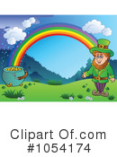 Royalty-Free (RF) St Patricks Day Clipart Illustration #1054174