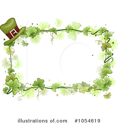 St Patricks Day Clipart #1054619 by BNP Design Studio
