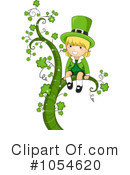 Royalty-Free (RF) St Patricks Day Clipart Illustration #1054620