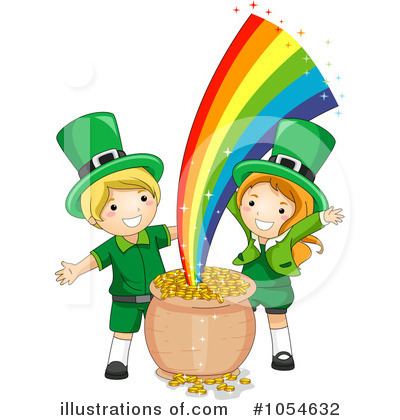 St Patricks Day Clipart #1054632 by BNP Design Studio