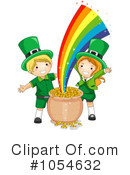 Royalty-Free (RF) St Patricks Day Clipart Illustration #1054632