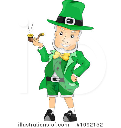 St Patricks Day Clipart #1092152 by BNP Design Studio