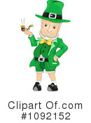 Royalty-Free (RF) St Patricks Day Clipart Illustration #1092152