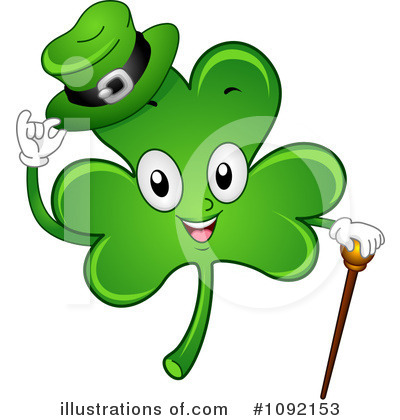St Patricks Day Clipart #1092153 by BNP Design Studio