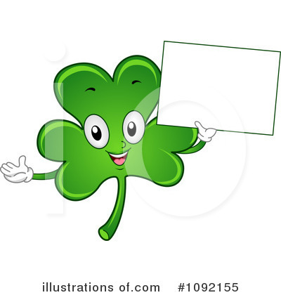 St Patricks Day Clipart #1092155 by BNP Design Studio