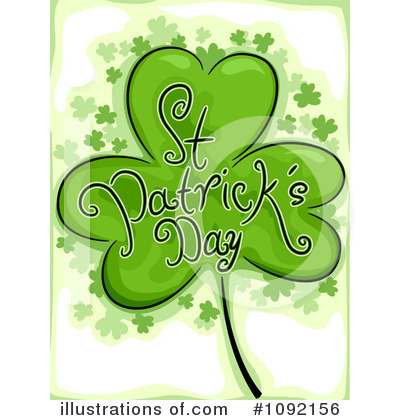 St Patricks Day Clipart #1092156 by BNP Design Studio