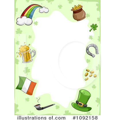 St Patricks Day Clipart #1092158 by BNP Design Studio