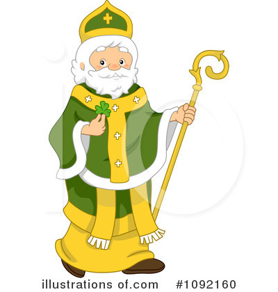 St Patricks Day Clipart #1092160 by BNP Design Studio