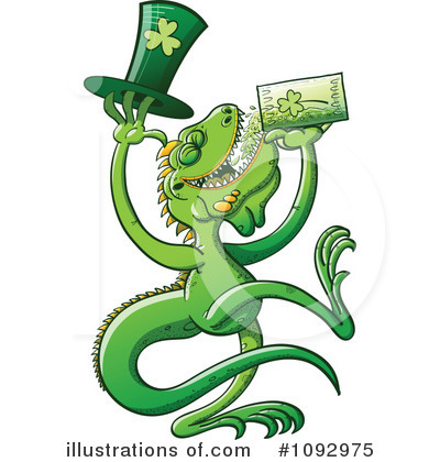 St Patricks Day Clipart #1092975 by Zooco