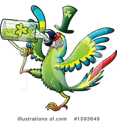 St Patricks Day Clipart #1093649 by Zooco