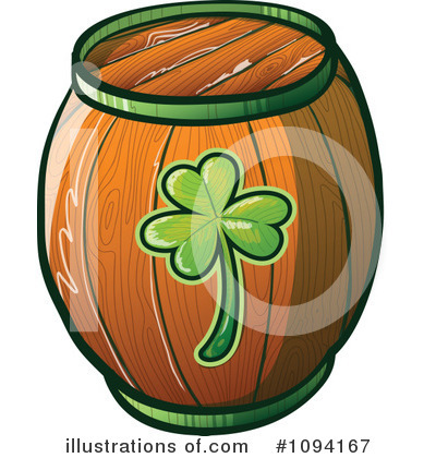 St Patricks Day Clipart #1094167 by Zooco