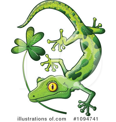 St Patricks Day Clipart #1094741 by Zooco