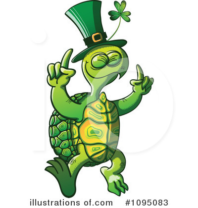 St Patricks Day Clipart #1095083 by Zooco