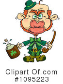 Royalty-Free (RF) st patricks day Clipart Illustration #1095223
