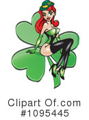 Royalty-Free (RF) st patricks day Clipart Illustration #1095445