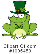 Royalty-Free (RF) St Patricks Day Clipart Illustration #1095450