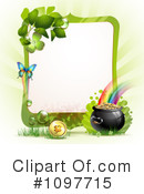 Royalty-Free (RF) St Patricks Day Clipart Illustration #1097715