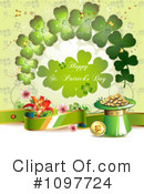 St Patricks Day Clipart #1097724
