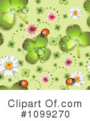 Royalty-Free (RF) St Patricks Day Clipart Illustration #1099270