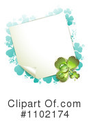 St Patricks Day Clipart #1102174 by merlinul