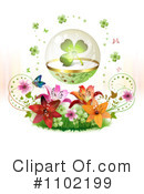 St Patricks Day Clipart #1102199 by merlinul