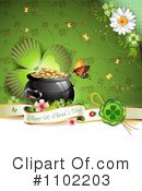 St Patricks Day Clipart #1102203