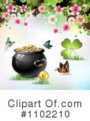 St Patricks Day Clipart #1102210 by merlinul