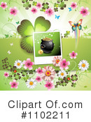 St Patricks Day Clipart #1102211 by merlinul