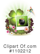 St Patricks Day Clipart #1102212 by merlinul