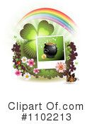 St Patricks Day Clipart #1102213 by merlinul