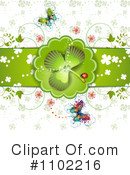 St Patricks Day Clipart #1102216 by merlinul